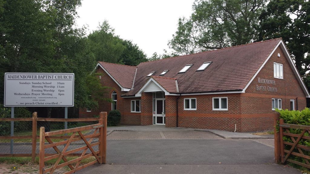 Who we are - Maidenbower Baptist Church